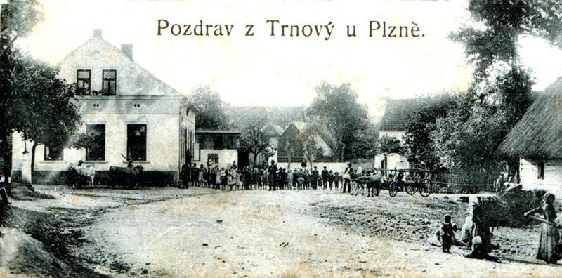 b510d815d8b8 Oficiální stránky obce Trnová - Průvodce obcí